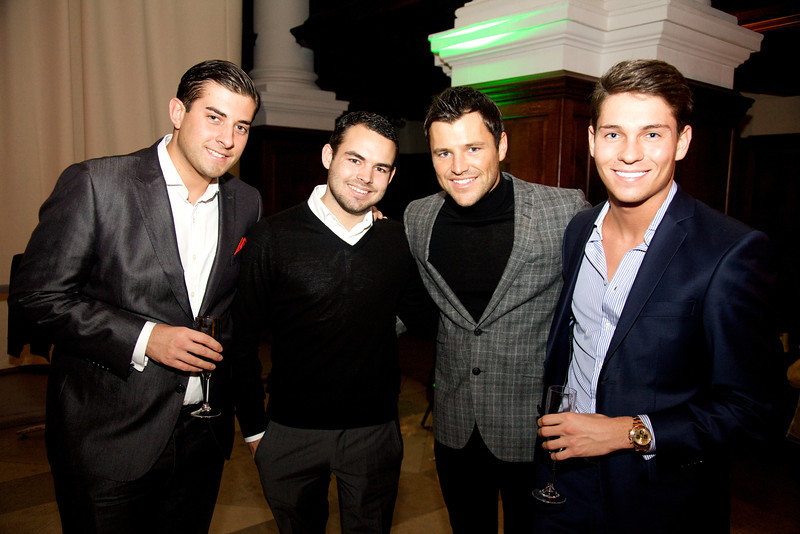 TOWIE crew at Pixie Lott's 21st' birthday party