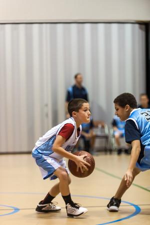 Upward Basketball 2013