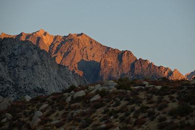 Lone Pine Peak August 2008