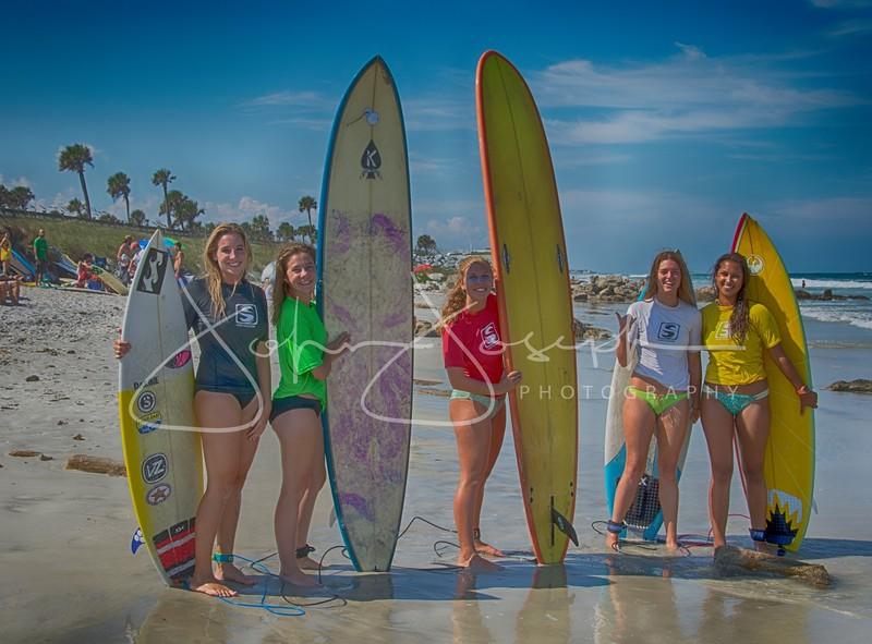 Florida University Surf Club & Alumni Challenge 2016