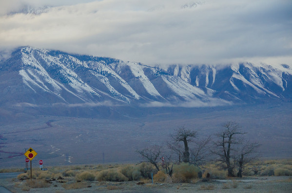 Owens Valley January 2013