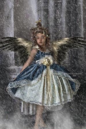 Fab Five - Angels - Dani Geddes