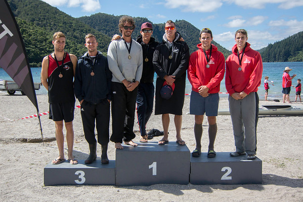 2014 Canoe Sprint Nationals; Day 2, Saturday 15th February