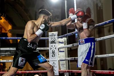 Sajid Abid vs Dylan Draper