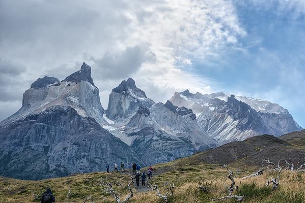 2017:  Patagonia: Argentina, Chile Plus Buenos Aires, Igassu Falls and Colonia