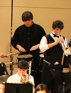 DMS Jazz Band at District