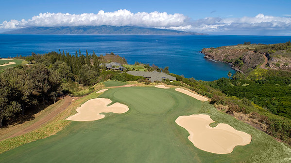 Kapalua Golf - 8 and 11