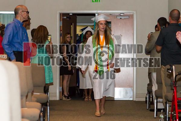CCA Graduation  Ceremony Class of 2016