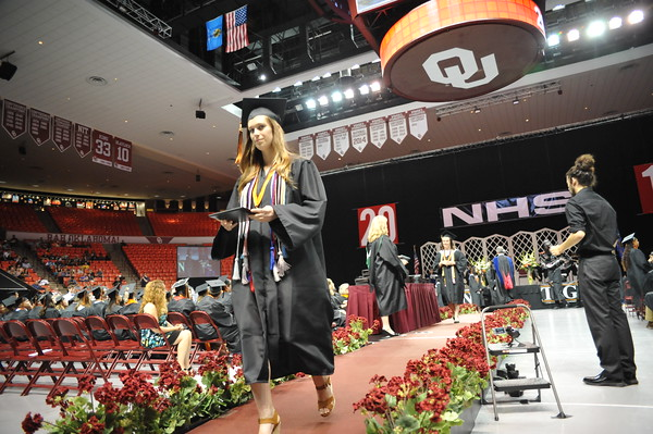 Norman High Graduation 2016