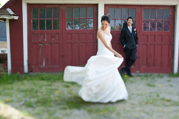 Stephanie and Ricky's Wedding - Richmond Hill Christian Community Church and The Manor Event Venue in Kettleby, Ontario