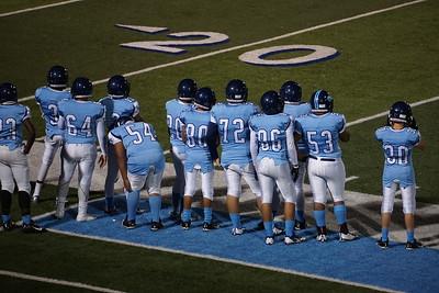 Junior High and Junior Varsity Football Waskom