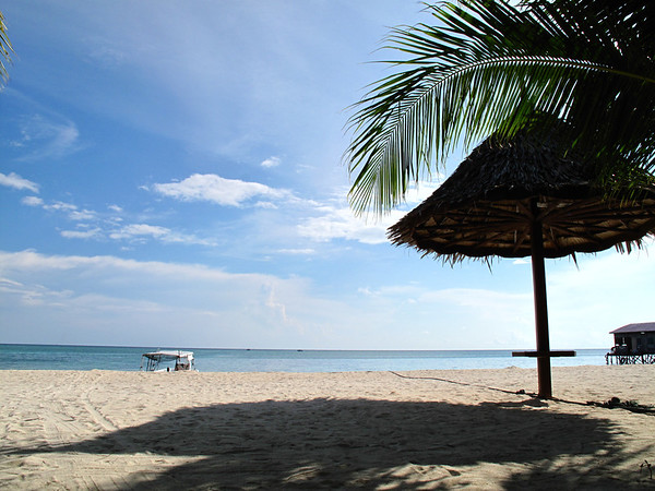 Malayisia - Mabul island