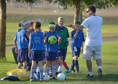 St Clare Girls Soccer - 4G