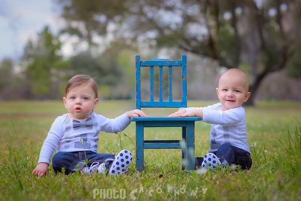 {Kids} AJ and Eddie