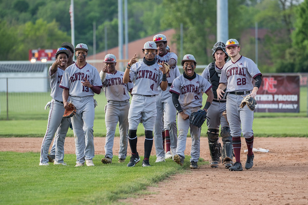 Baseball vs North Central - 05-19-2021