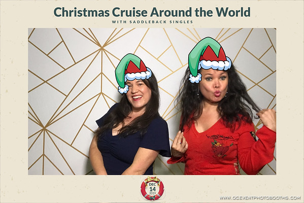 ALL SINGLES: Christmas Cruise Around the World 12/14/19