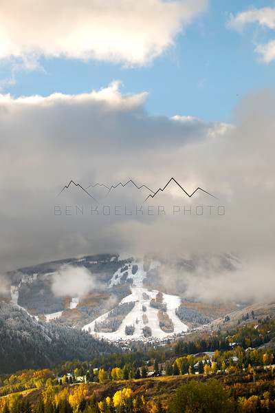 Inversion at Beaver Creek, CO