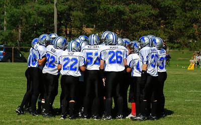 Shelby Lions Football Club - 2007 Varisty Football Team