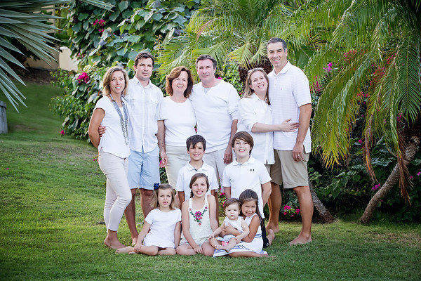 The Desmond Family