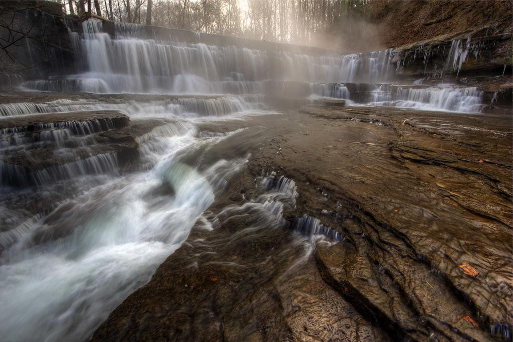 Town Creek Falls