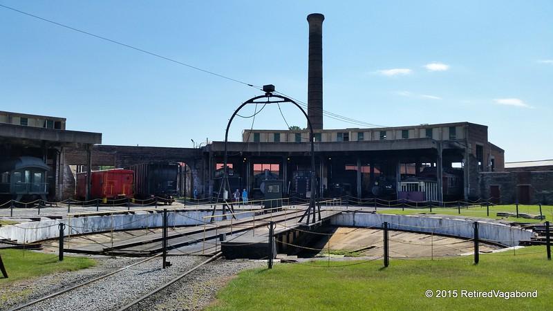Savanah Ga - Rail History