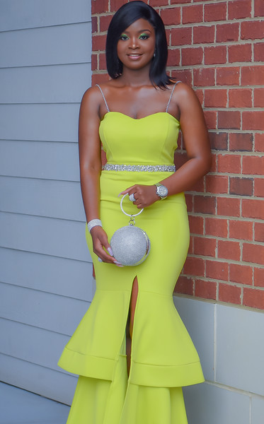 Tola's Prom - Discovery High School 5/4/2019