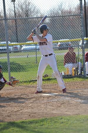 2010-3-22 Boys Varsity Baseball