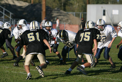 Junior - Aug 29 Rams vs Saints