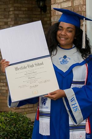 Faith's Graduation Celebration