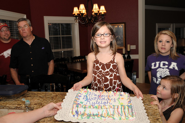 Ryleigh's 7th Birthday April 22
