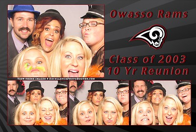 Owasso Class of 2003 10 Year Reunion