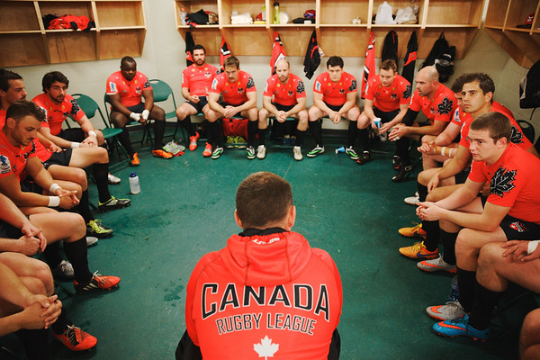 2015 / Rugby League World Cup Qualifiers: Canada X Jamaica