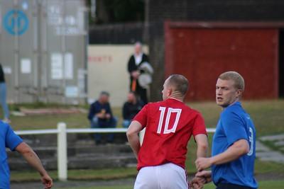 Burgh 3 Bellshill Athletic 1