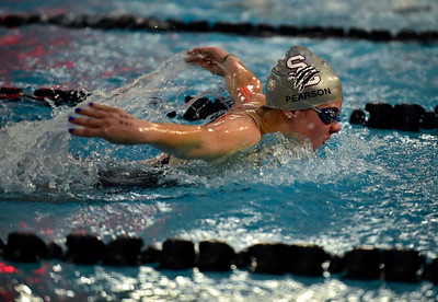 Photos: Silver Creek vs Greeley West Girls Swimming