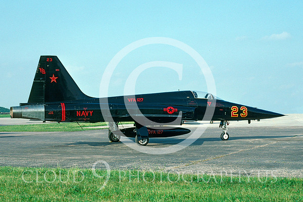 US Navy Northrop F-5 Freedom Fighter Military Airplane Pictures