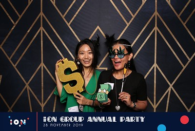 ION Group Annual Party