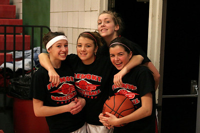 Girls JV Basketball - 2007-2008 - 1/18/2008 Grant