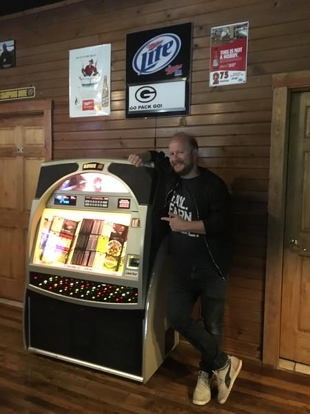 Det här förstår ni kusiner - är en jukebox