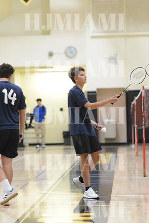 Badminton 3-7-19