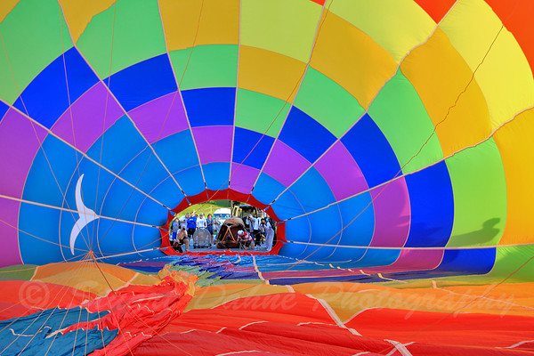 05-15-2010 Hot Air Balloons at Turf Valley