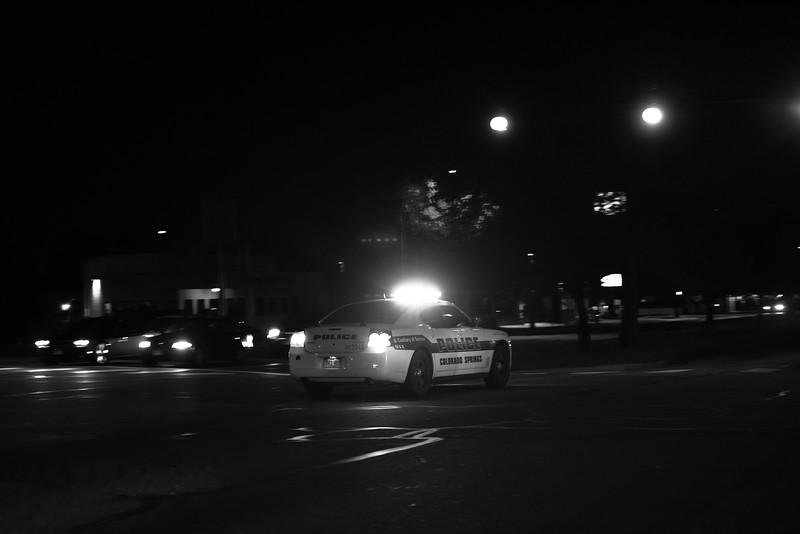 Cops!!  Goodnight!