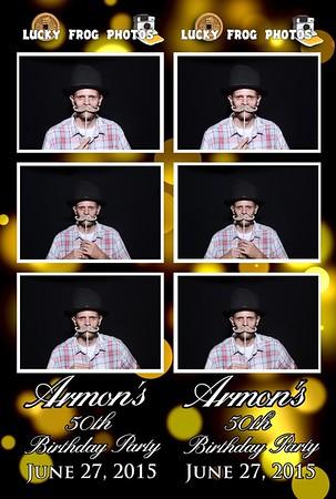 Armon's 50th Birthday