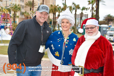 19th Street Charities Toys For Tots @ Seawalk Pavilion - 12.9.17