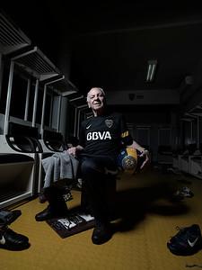 Boca Juniors: El equipo interno