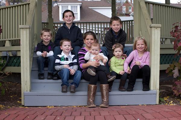 Kalish & Family
