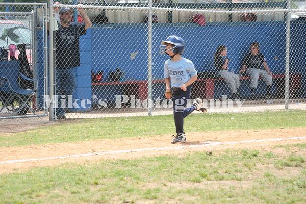 Little League Game 5-18-13
