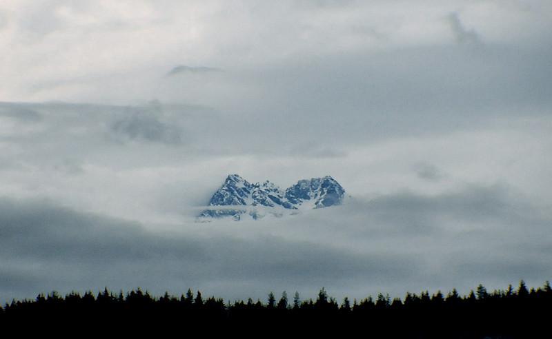 Olympic Mt (taken from Silverdale, Wa)