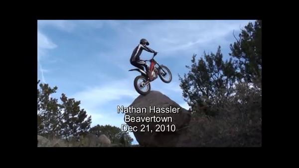 Nathan Hassler at Beavertown  12-21-10