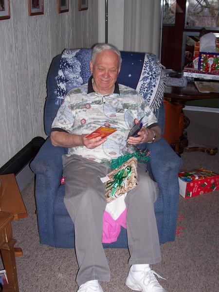 Wayne, Christmas 2004,  .jpg