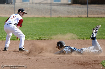 Pleasant Valley vs West Valley Baseball